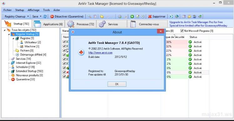 AnVir Task Manager